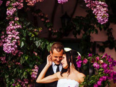 Slovenija - Goriška brda - poroka na prostem - Nina & Gorazd