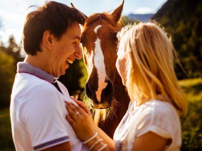 Slovenija - Bled engagement session - Tanja & Dejan