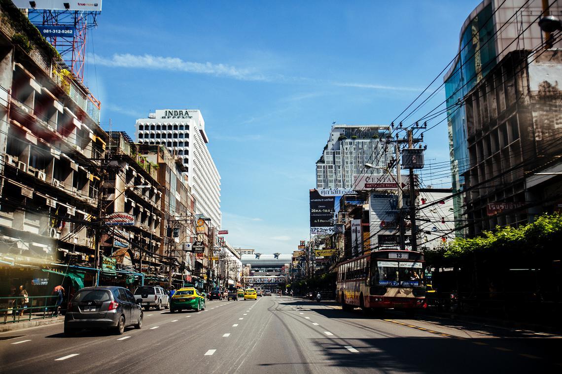 Sumatra - bangkok - day 1