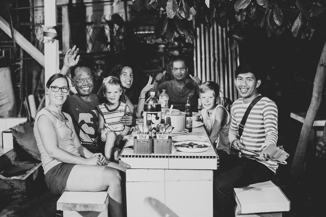 sumatra asia potovanje z otroci