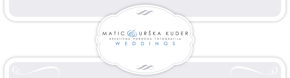 Matic in Urška Kuder weddings, poročni fotograf, poročna fotografija, fotografiranje porok, wedding photography, wedding photographer, destination wedding photographer logo